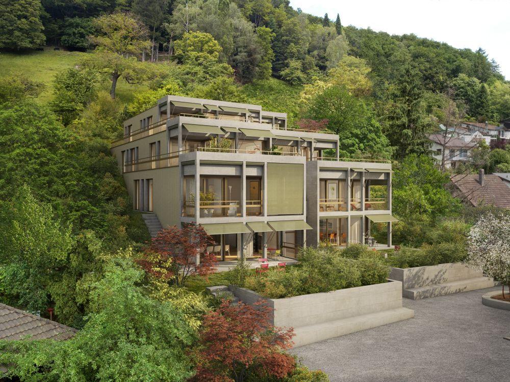 Wohnen am Sulzberg - Wohnung OG Ost